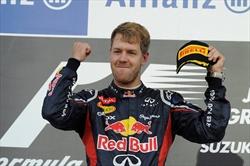 Gp Giappone - Gara - Vettel