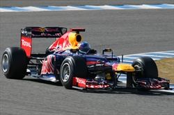 Red Bull sceglie i piloti per test - GP India - Red bull