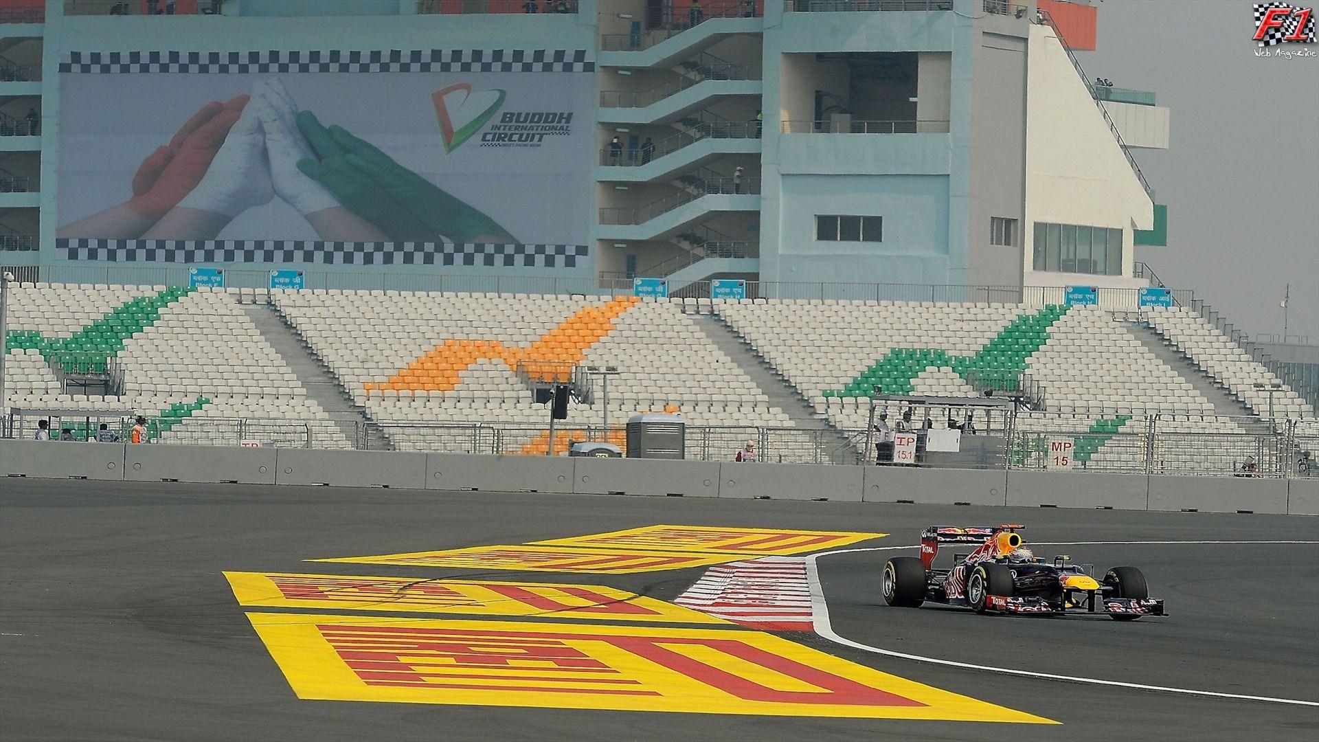 Gp India - Qualifiche - Vettel