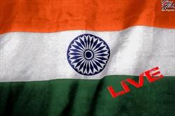 gp india diretta live