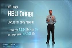 Gp Emirati Arabi - 3D Virtual Lap
