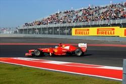 Usa, Vettel parte bene