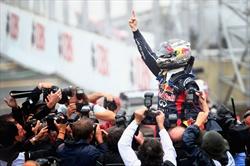 Vettel: e' stata la mia gara piu' dura - Vettel campione