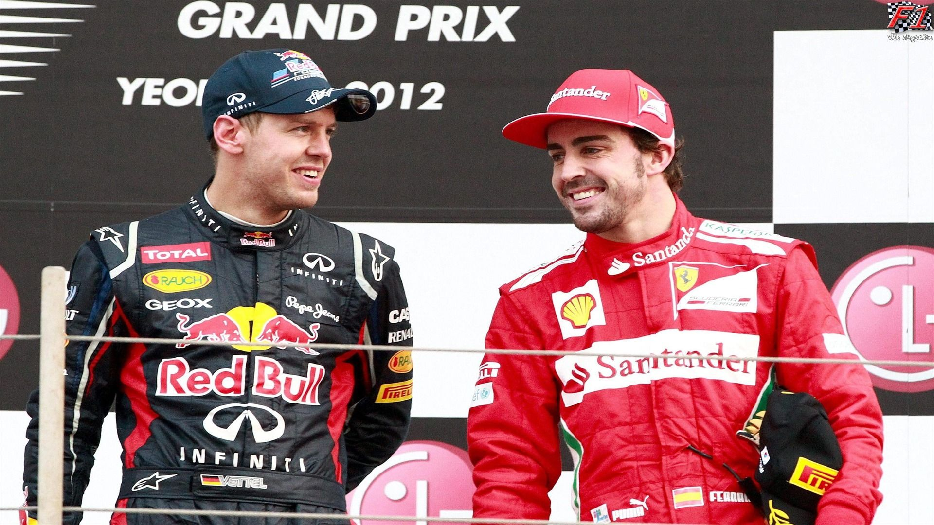Bbc: La Ferrari analizza alcuni filmati di Vettel.