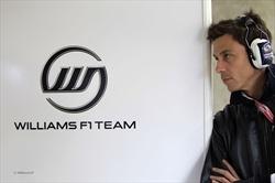 Toto Wolff da Williams alla Mercedes
