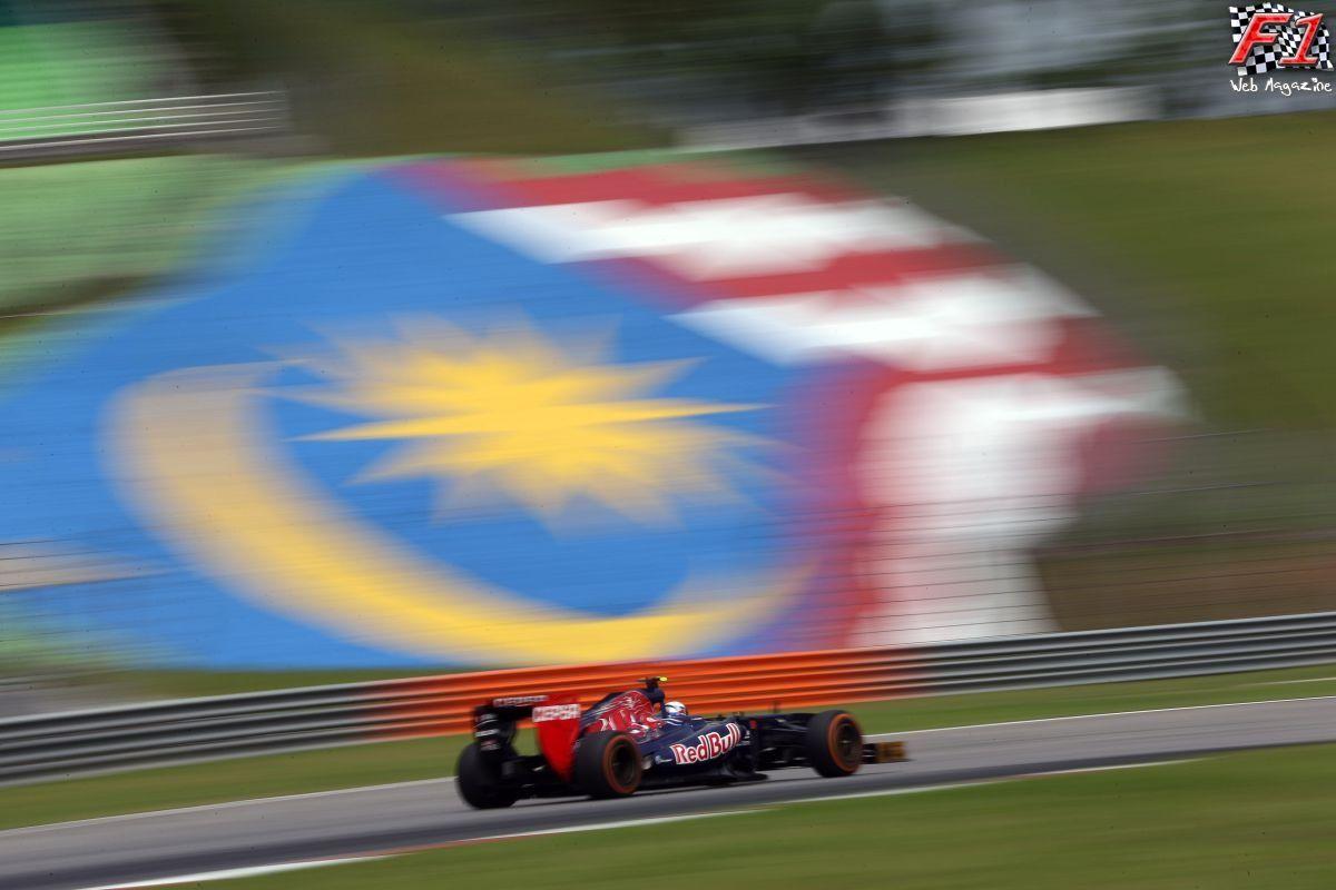 Gp Malesia - Prove libere