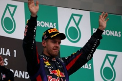 Gp Malesia - Vince Vettel