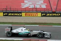 Nico Rosberg - Vincitore Gp Cina 2012