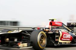 Gp Cina - Grosjean