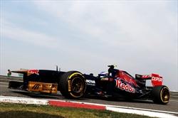 Gp Cina - Qualifiche - Ricciardo