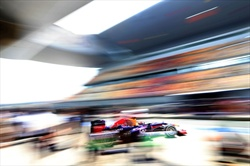 Gp Cina - Qualifiche - Vettel