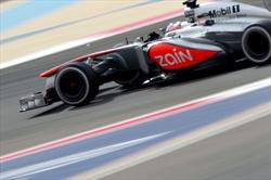 Gp Bahrain - Qualifiche - Button