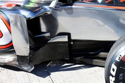 Aggiornamenti McLaren per Spagna 2013