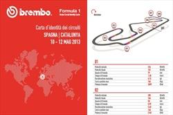 Gp Spagna - Guida al circuito