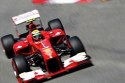 Ferrari alla riscossa