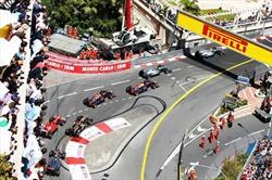 Gp Monaco - Gara - Trenini