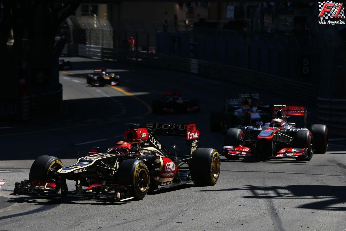 Gp Monaco - Raikkonen