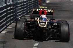 Grosjean - Monaco 2013