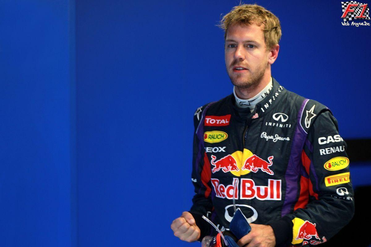 Gp Canada - Vettel in pole