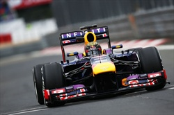 Gp Germania - Libere - Vettel