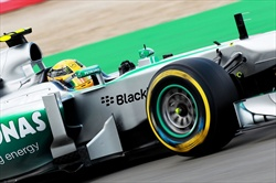 Gp Germania - Qualifiche - Hamilton
