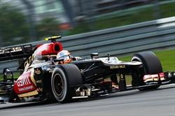 Gp Germania - Qualifiche - Grosjean