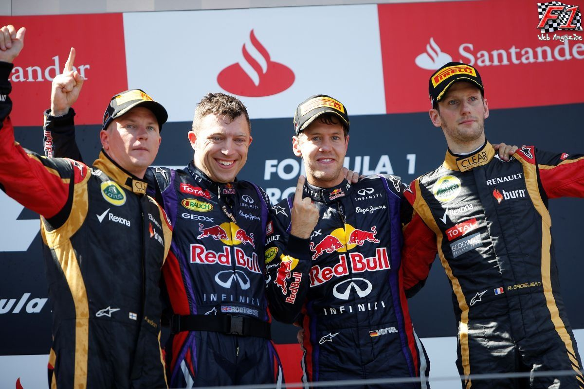 Gp Germania - Gara - Vince Vettel
