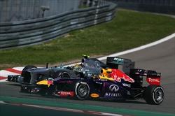 Gp Germania - Gara - Hamilton - Vettel