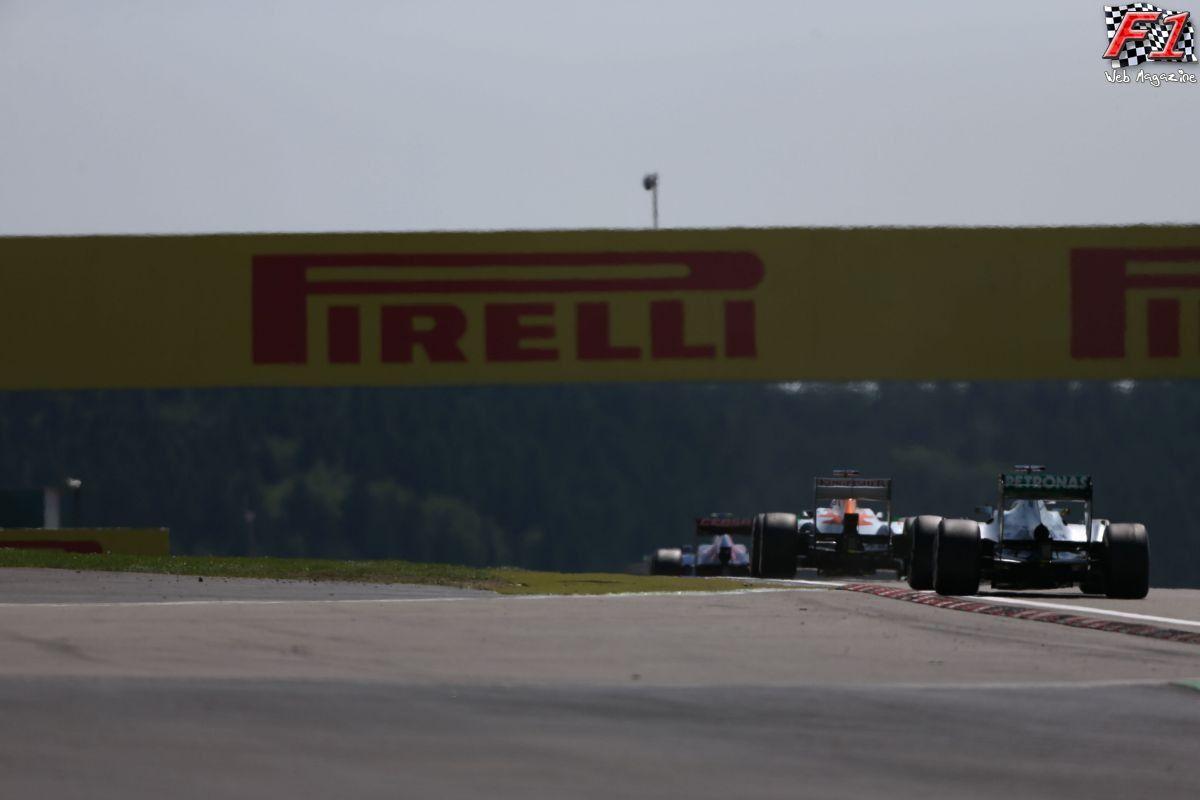 Gp Germania - Rosberg