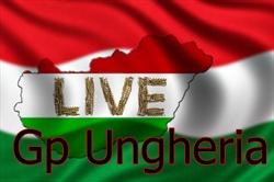 Gp Ungheria - Live! - Diretta
