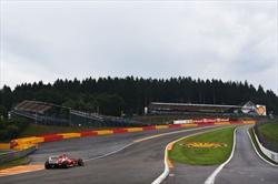 Fernando Alonso - Prove libere Gp Belgio 2013
