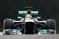 Qualifiche Gp Belgio - Rosberg