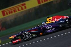 Qualifiche Gp Belgio - Vettel