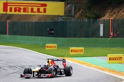 Gp Belgio 2013 - Vettel