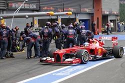 Gp Belgio 2013 - Alonso