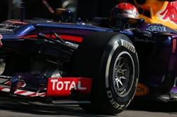 Gp Italia - Prove libere - Miglior tempo di Vettel