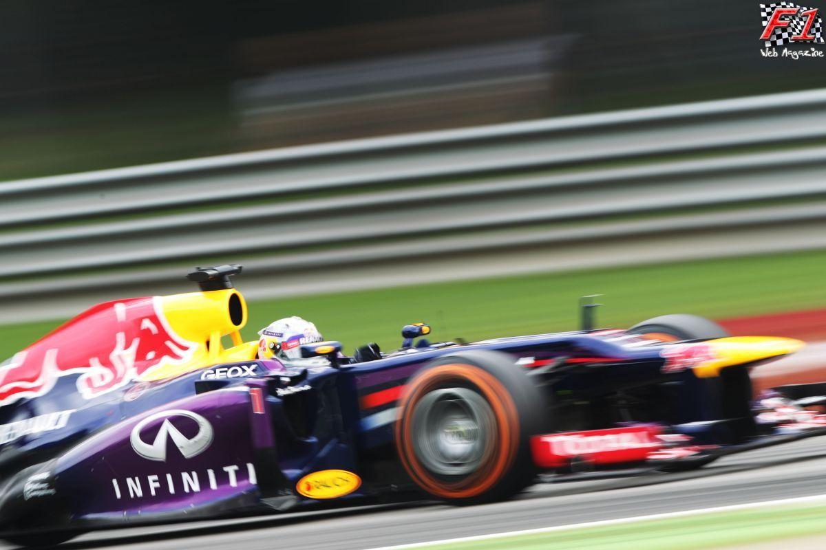 Gp Italia - Vettel