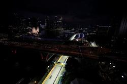 Gp Singapore - Il fascino del notturno