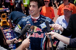 Perez è sicuro che Daniel Ricciardo farà benissimo alla Red Bull