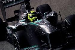 Gp Singapore - Libere - Nico Rosberg