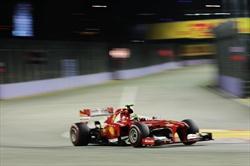 Gp Singapore - Qualifiche - Massa