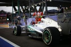 Gp Singapore - Qualifiche - Hamilton
