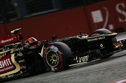 Gp Singapore - Qualifiche - Grosjean