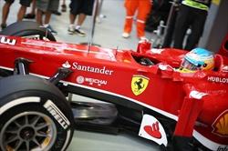 Gp Singapore - Qualifiche - Alonso