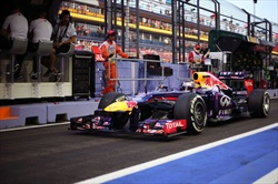 Sebastian Vettel - 41esima Pole Position al Gp Singapore
