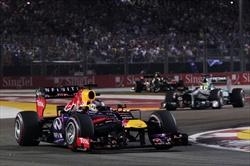 Gp Singapore - Gara - Vettel