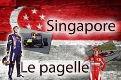 LE pagelle di F1wm - Singapore
