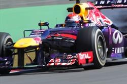 Gp Corea del Sud - Libere - Vettel