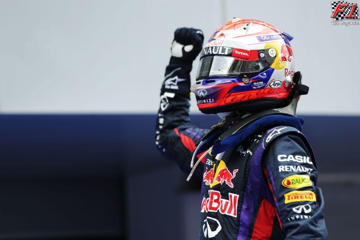 Gp Corea del Sud - Vince Vettel