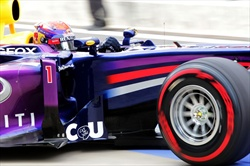 Gp Corea del Sud - Gara - Vettel